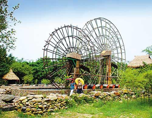 竹 儿童游乐园